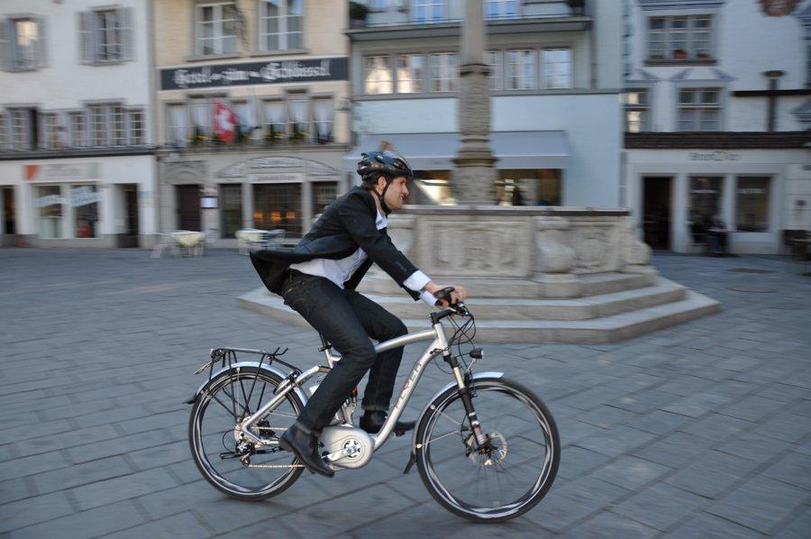 Bicicleta eléctrica Flyer Serie X