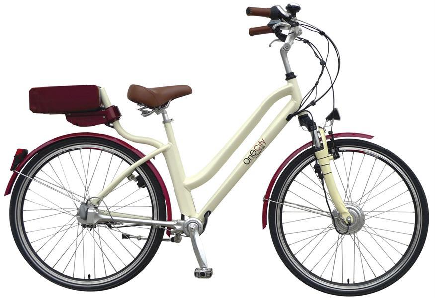 Bicicleta eléctrica Wayel One city long ride