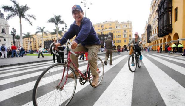 Perú bicicleta